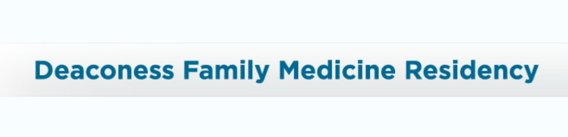 Deaconess Family Medicine Residency