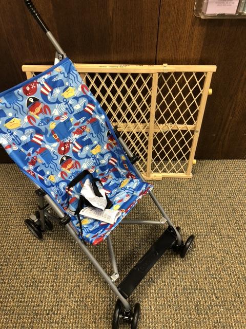 Little Lambs of Evansville - Store - Stroller & Gate